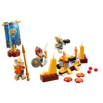 Lego Chima Lion Tribe Pack  - 70229