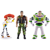 Toy Story 3 Figure Pack