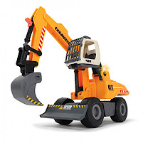 Excavator Truck with Lights and Sounds