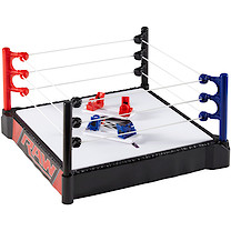 WWE Double Attack Total Control Takedown Playset