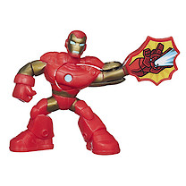 Playskool Marvel Super Hero Adventures - Mini Masters Iron Man