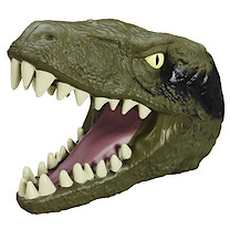 Jurassic World Chomping Dino Raptor Head