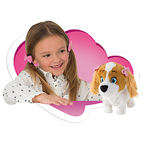 Club Petz Lola Animated Dog Soft Toy