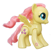 My Little Pony Explore Equestria Action Friends Pony - Fluttershy