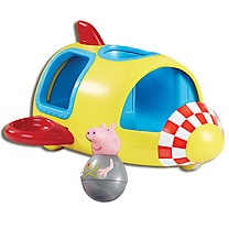 Peppa Pig Weebles Rockin' Rocket