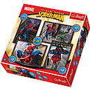 Marvel Spider-Man 4-in-1 Puzzles