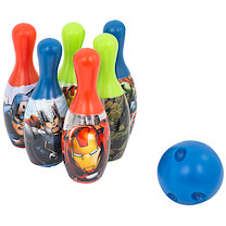 Marvel Avengers Bowling Set