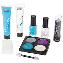 Let's Neon Party Make-Up Set (Colours Vary)