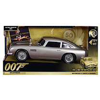 James Bond Goldfinger Secret Agent Aston Martin DB5 Vehicle