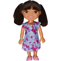 Fisher-Price Dora & Friends Slumber Party Dora