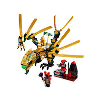 Lego Ninjago The Golden Dragon - 70503
