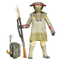 Star Wars The Black Series 13cm Constable Zuvio Figure