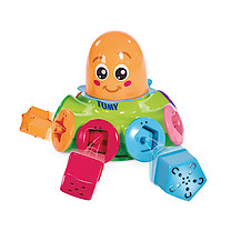 Tomy Sort & Pop Spinning Top Octopus