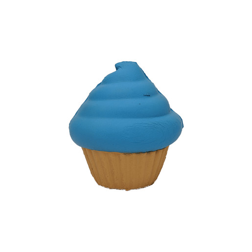 Softn Slo Squishies Series 1 Original Sweet Shop - Blue Cupcake