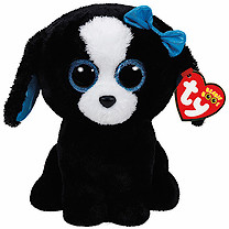 Ty Beanie Boo Buddy - Tracey the Dog Soft Toy