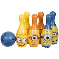 Despicable Me Minions 2-in-1 Bowling and Skittle Set
