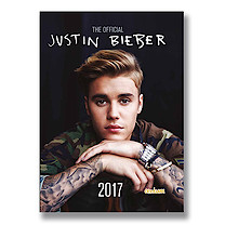 The Official Justin Bieber 2017 Annual