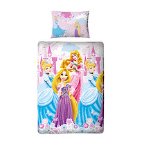 Disney Princess Dreams Single Rotary Duvet Cover