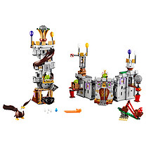 LEGO The Angry Birds Movie King Pig's Castle - 75826