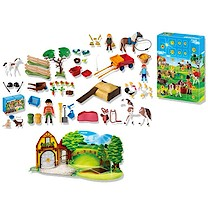 Playmobil Advent Calendar Pony Farm