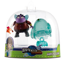 Disney Miles From Tomorrow Two Figure Pack - Gadfly & Goon