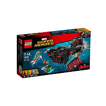 LEGO Marvel Super Heroes Iron Skull Sub Attack - 76048