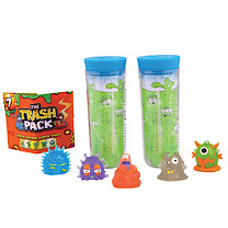 The Trash Pack Junk Germs in Test Tubes - 5 Pack