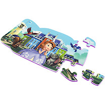 Disney Sofia The First Foam Puzzle - 25 Pieces