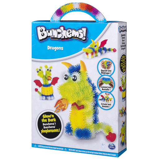 Bunchems Theme Pack - Dragon from TheToyShop