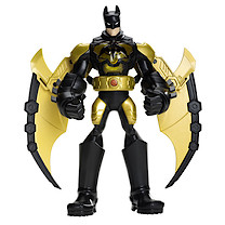 Batman Lights & Sounds Wing Warrior Batman Figure