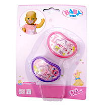Baby Born Dummy Twin Pack