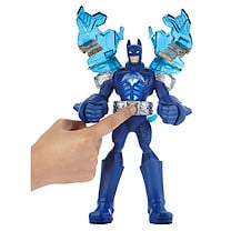 Batman Lights & Sounds Action Armour Batman Figure