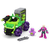 Fisher-Price Imaginext DC Super Friends - Lex Luthor Hauler Vehicle