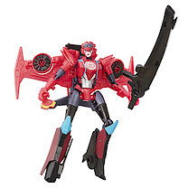 Transformers Robots In Disguise Warrior Class Windblade Figure