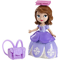 Disney Sofia the First Book Balancing Sofia Playset