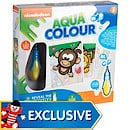 Nickelodeon Aqua Colouring Set