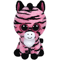 Ty Beanie Boo Buddy - Zoey the Zebra Soft Toy