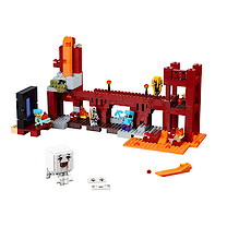 LEGO Minecraft The Nether Fortress - 21122