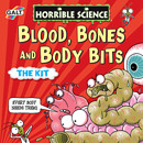 Horrible Science Blood, Bones and Body Bits Set