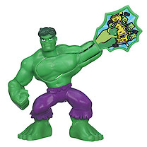 Playskool Marvel Super Hero Adventures - Mini Masters Hulk