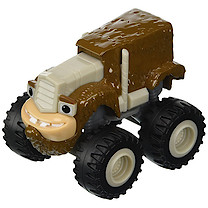 Fisher-Price Blaze and the Monster Machines Die Cast Vehicle - Gasquatch