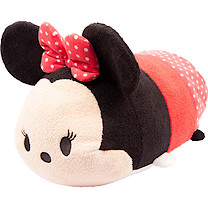 Disney Tsum Tsum 30cm Light Up Soft Toy - Minnie Mouse