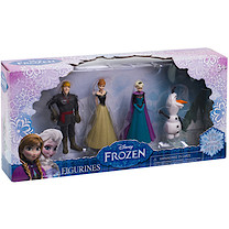 Disney Frozen Four Figures Set