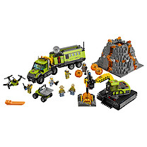 LEGO City Volcano Exploration Base - 60124