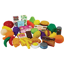 Busy Me Mega Play Food Set