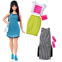 Barbie Fashionistas So Sporty Doll with Fashion Outfits