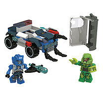 Kre-O Transformers Robots in Disguise -Strongarm Capture Cruiser Set