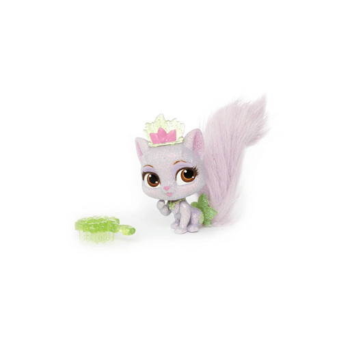 Disney Princess Palace Pets Glitzy Glitter Friends - Tianas Kitty Lily