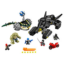 LEGO Super Heroes Batman Killer Croc Sewer Smash - 76055