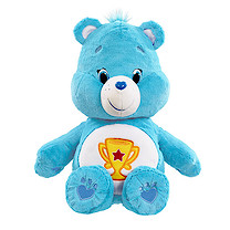 Care Bears Large 50cm Soft Toy - Champ